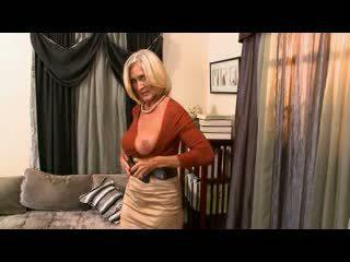 Blondi mummi koti alone video-