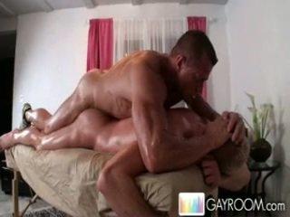 porno gepost, vol groot thumbnail, zien pik neuken