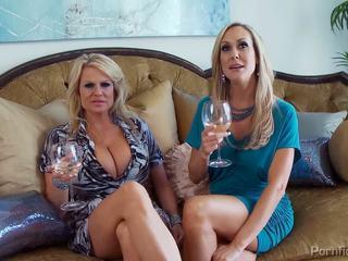 ideal blondes great, big tits, fun pornstar