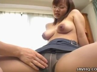 brunette vid, more nice ass vid, nice japanese thumbnail