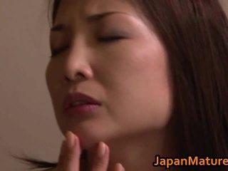 melões, japonês, masturbando