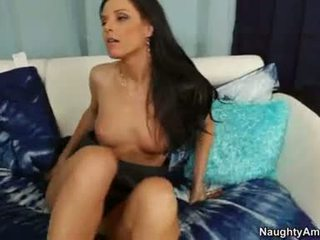 InDia Summers Rubbing The Rod Of A Horny Lad