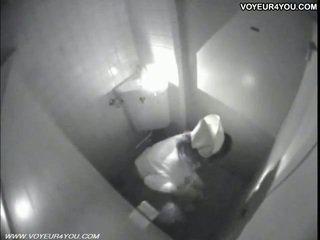 Masturbation liv toalett rum