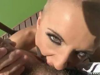 C J And Rocco Siffredi Sucking Of Hard Dick