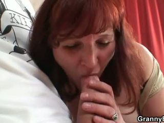 big dick, spoon, newbie, red head