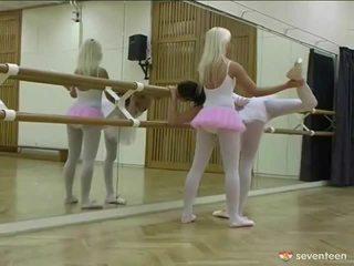 Sapphic ballet মেয়েরা