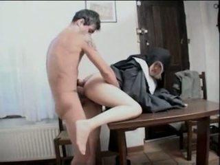 uniform, nun