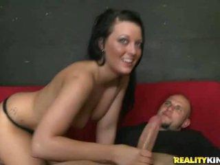 brunette video-, schattig seks, nieuw neuken porno