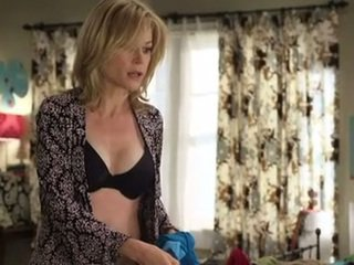 Julie Bowen Flaunts Her Perky Jugs And Round Rearend In Awesome Underwear