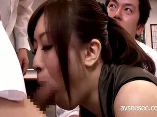 japanse, hq titjob, mooi bigboobs film