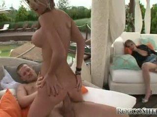 hardcore sex film, hard fuck, mooi grote lullen video-