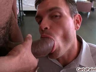 blowjobs gay Free interracial