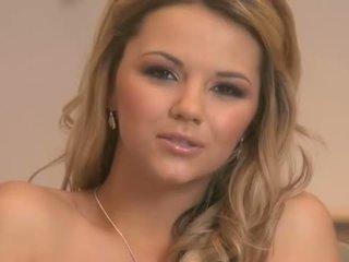 Twistys: Ashlynn brooke teasing in hot solo scene