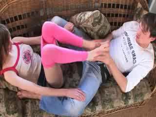 Κούκλα beatas σκληρό πορνό σε ο afternoon