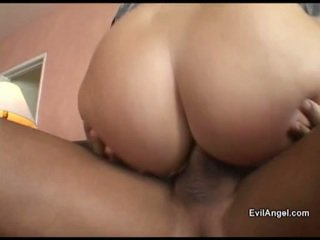 Bitchy Honey Sophie Dee Slamming Her Enormous Butt Harder On A Huge Dick