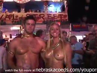 Nudity everywhere apie the streets apie key west florida