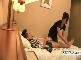 Subtitled japan masturbation in front of mom aku wis dhemen jancok masseuse