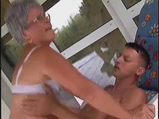 heetste grannies porno, heetste oude + young actie, hardcore