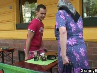 grandma more, online titjob, full moms and boys