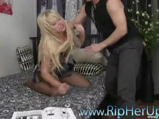 Sexy Carrie Beasley Ripped Up & Forced Raped (HD) www.ForceVideos.com