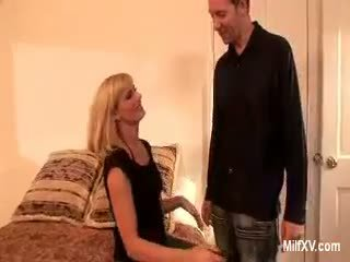 een grote borsten mov, pornstar neuken, blond porno