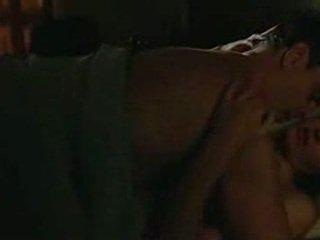 Alexis Bledel sex scene in The Kate Logan Affair