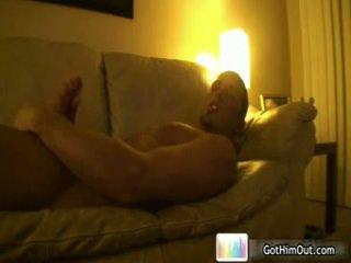 Jayden Grey Stroking His Astonishing Gay Tube 7 By Gothimout