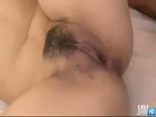 Yayoi Yanagida In Pigtails Is Given A Cock To Suck