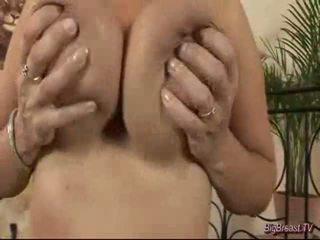 zien speelgoed porno, controleren grote borsten, masturberen