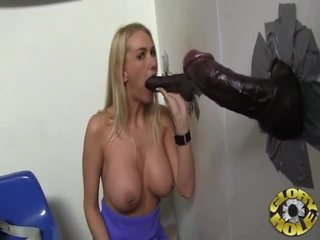 Blake Rose Has Creampied At Gloryhole
