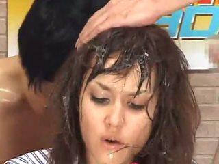 Maria ozawa ejakulasi rame-rame announcer