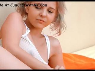 Young Sweet Teen Monroe Lustful Honey Part 1
