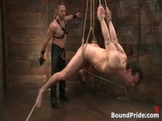 Jason Dirk In Very Extraordinary Gay Bondage Actionion 9 By Boundpride