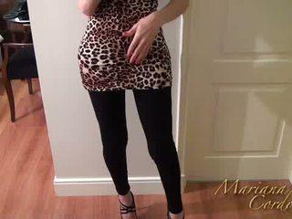 Mariana Cordoba Hot night in the holiday