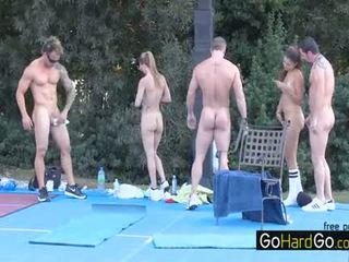 mest gruppe sex se, store bryster sjekk, doggystyle mest