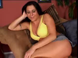 Ariana Jollee in one outrageous Threesome
