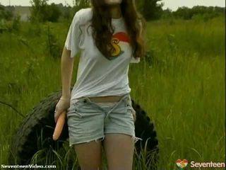 teens, masturbating, vagina, 18 yo