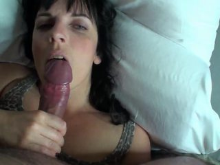 hot brunette fresh, best sucking any, check cum in mouth hottest