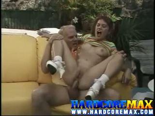 controleren anaal actie, vol buiten- seks, meer oude farts
