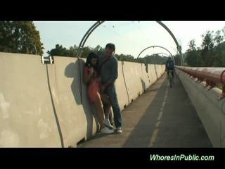 see brunette, rated reality hq, public sex hottest
