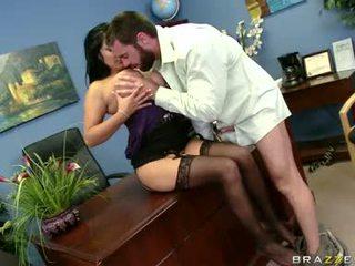 Sexually excited sophia lomeli gets שלה פה busy engulfing a קשה אדם סוכרייה על מקל