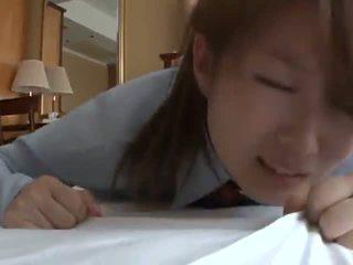 asian schoolgirl with big ass