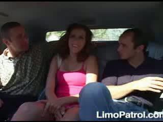 echt sarah, heet limo, meest patrol