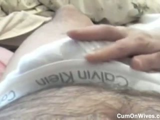 Compilation Of Amateur Wives Getting Hot Cumshots