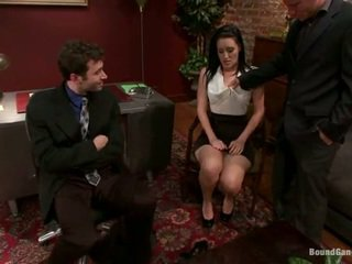 Kimberly Kane Has Brutalized At The Office