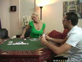 Shyla Stylez Wet Pussy Fucked Hard On Poker Table Video