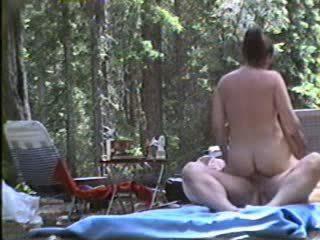 Camping sex movies