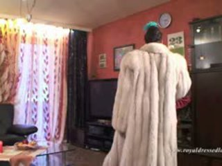 Glamour Czech Gypsy Porn Fur Whore Fucking And Sucking Cock