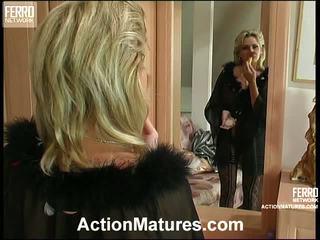 Agatha と rolf leggy mamma インサイド アクション