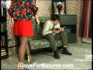 Ramona i adam kuszące starszych film